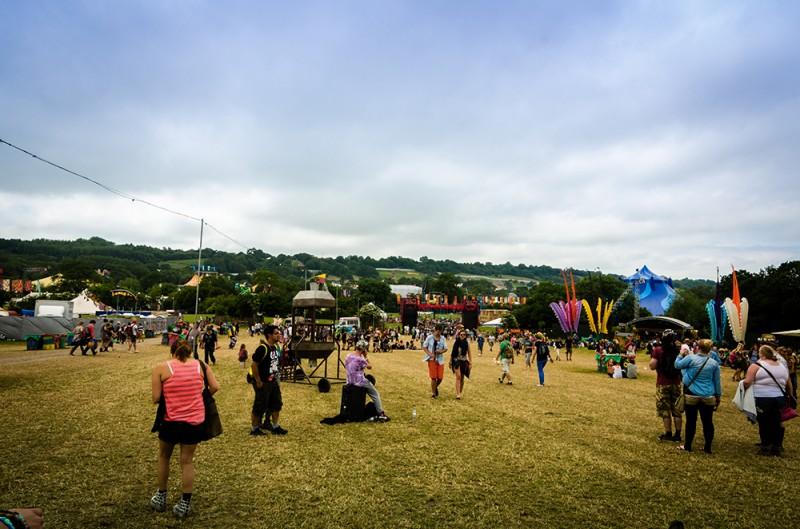 Circus fields